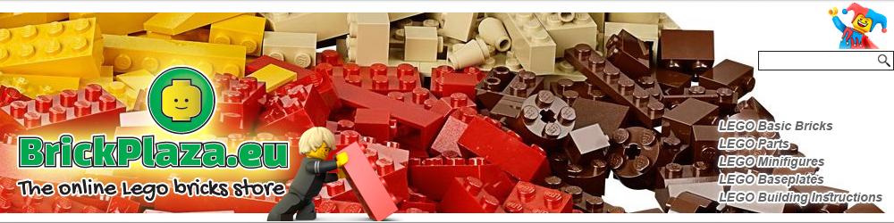 LEGO Plate round 1x1 silver metallic 6141 - 4633691 - BrickPlaza ...